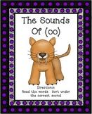 Vowel Teams OO | Sounds of OO | Center