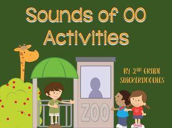Sounds of OO Activities