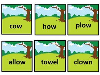 Sounds of OW Woodland Animal Theme