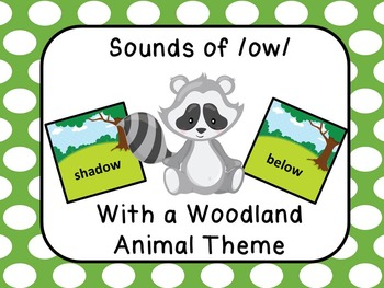 Sounds of OW Woodland Animal Theme