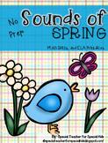 Sounds of SPRING--- No Prep Fun