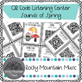 Sounds of Spring QR Code Listening Center