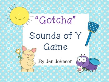 Sounds of Y Game- Gotcha