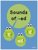 Sounds of -ed Sort