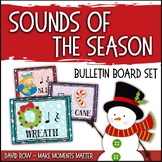 Sounds of the Season - Winter Holiday Rhythm Bulletin Board