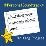 Soundtrack Citing Evidence Writing Project