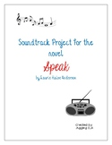 Soundtrack Project for the novel Speak by Laurie Halse Anderson