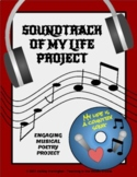 Soundtrack of My Life/Poetry Project/Back to School/Music Appreciation Project