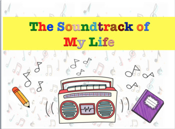 Soundtrack of Your Life Project - Cross Curricular Multiple Subjects