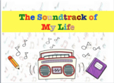 Soundtrack of Your Life Project - Cross Curricular Multipl