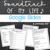 Soundtrack of my Life - Elements of Music Analysis for Distance Learning