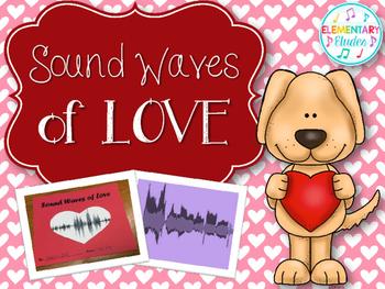 Soundwaves of Love - An Audacity Valentine