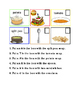 Soup Following Directions Comprehension Emergent Reader Critical Thinking