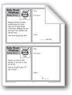 Soup (Grade 2 Daily Word Problems-Week 8)