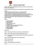 Soup Label Project Information