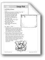 Soup Pot (Make Books with Children)