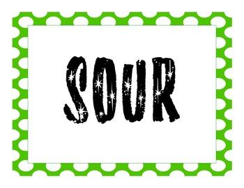 Sour Patch Kid Taste Test