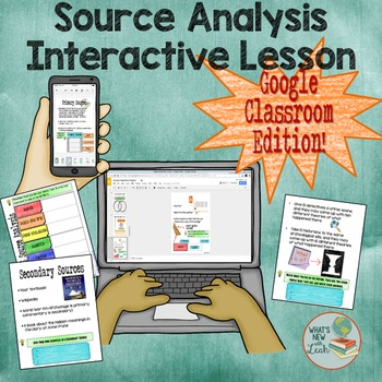 Source Analysis For Google Classroom and One Drive