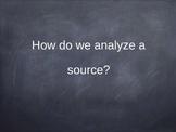 Source Analysis - Industrial Revolution Cartoon