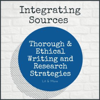 Source Integration Lesson