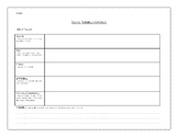 Source Reliability Graphic Organizer