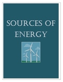 Sources of Energy Graphic Organizer