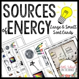 Sources of Energy Sort Cards