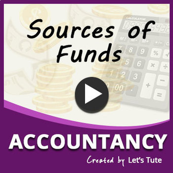 Sources of Funds | Introducing Shares | Accounting | Accountancy