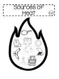 Sources of Heat Activity