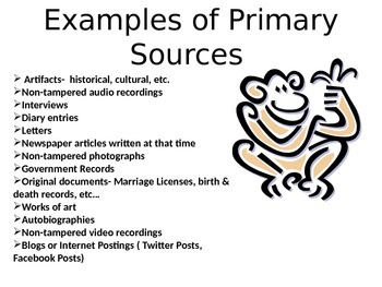 Sources power point
