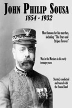 Sousa printable poster