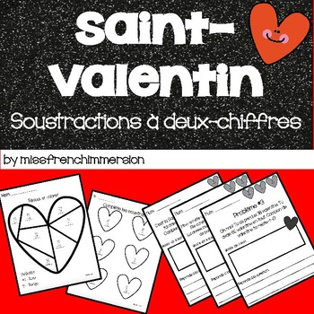 Saint-Valentin : Paquet Soustraction