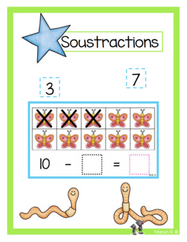 Soustractions (Petites bestioles)
