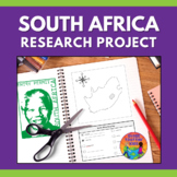 South Africa Research Project