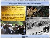South Africa - A Short History - Part 2 - Apartheid Era