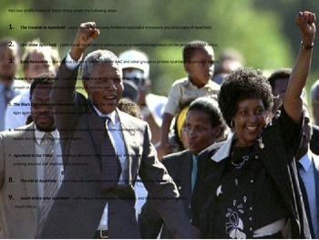 South Africa - A Short History - Part 2 - Apartheid Era