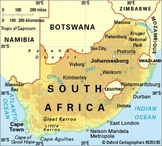 South Africa - An Overview