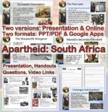 South Africa: Apartheid