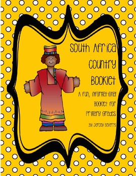 South Africa Booklet