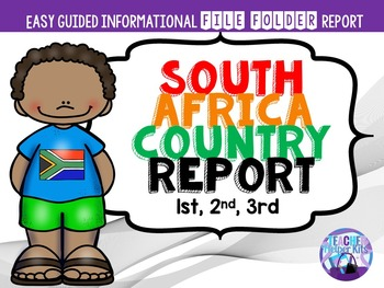 South Africa Country Report