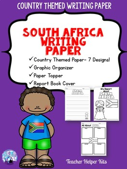 South Africa Country Study- Writing Paper