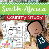 South Africa Booklet Country Study Project Unit
