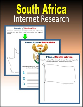 South Africa (Internet Research)