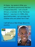 South Africa-My Country