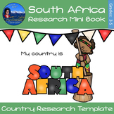 South Africa - Research Mini Book