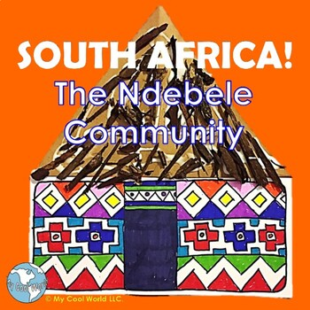 Ndebele Art PowerPoint (teacher made) | 350x350