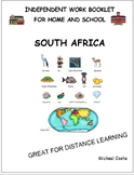 South Africa, fighting racism, distance learning, literacy (#1224)