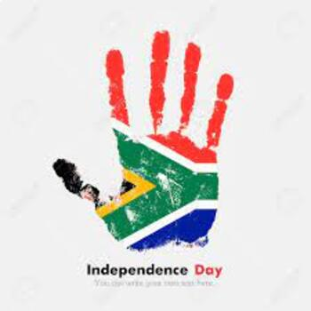 South Africa's Independence Movement PowerPoint