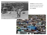 South African Apartheid Stations