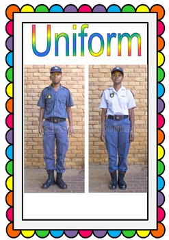 South African Police Posters